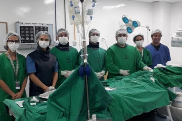 Hospital das Clínicas da UFPE realiza procedimento médico inédito no Norte-Nordeste