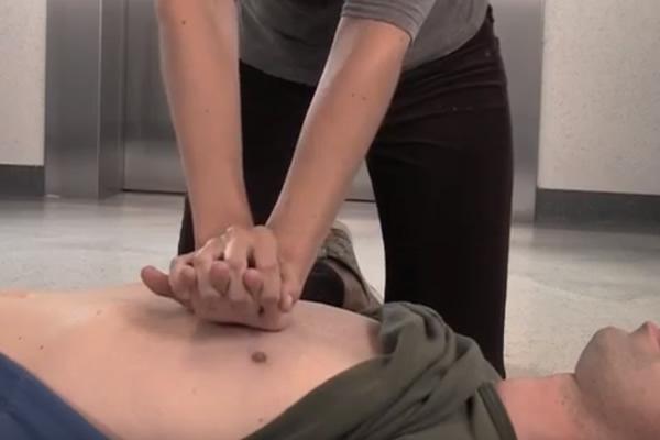 Fonte: Reprodução, European Resuscitation Council