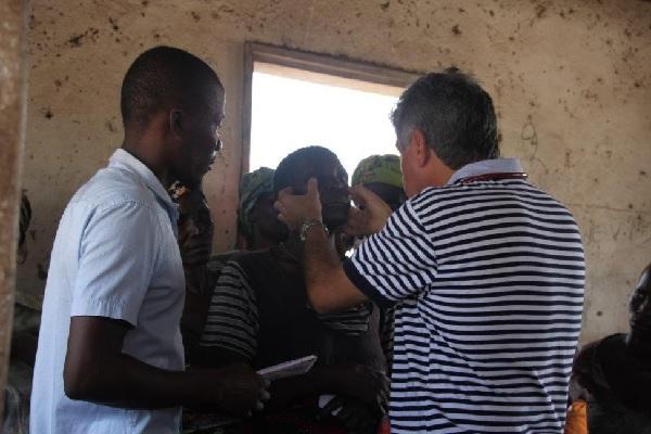 Médico brasileiro integra projeto que usa tecnologia na prevenção de doenças no Maláui